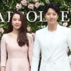 "Lee Dong Gun muestra apoyo a su esposa Jo Yoon Hee y su nuevo drama ""Beautiful Love, Wonderful Life"""