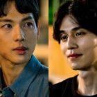 "Lee Dong Wook muestra un carisma frío al acercarse a Im Siwan en ""Strangers From Hell"""