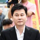 Yang Hyun Suk completa la segunda ronda de preguntas por sospechas de apuestas