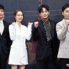 """Lee Min Ki, Lee Yoo Young y más hablan sobre aparecer en el nuevo drama de suspenso """"The Lies Within"""""""