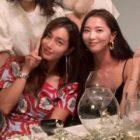 Las amigas cercanas Lee Min Jung y Oh Yoon Ah en conversaciones para protagonizar juntas el nuevo drama de KBS