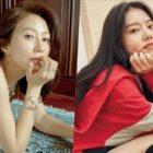 Kim Hee Ae predice que Kim So Hye será una actriz top en el futuro