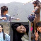 """Yang Se Jong, Seolhyun de AOA y Woo Do Hwan muestran ternura en medio de escenas de acción intensa en """"My Country"""""""
