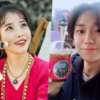 IU anima a Lee Do Hyun en su nuevo drama con un significativo regalo
