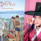 """""""When The Camellia Blooms"""" y Park Ji Hoon llegan a lo más alto de las listas de dramas y actores de los que más se habla"""