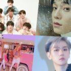 BTS, Chen, Red Velvet, Baekhyun, NCT 127 y más ocupan un lugar destacado en la lista de álbumes mundiales de Billboard