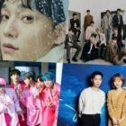 Chen de EXO, SEVENTEEN, BTS, y más encabezan las listas mensuales + semanales de Gaon; AKMU gana triple corona