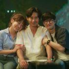Suho de EXO y Kim Seul Gi aceptan el misterioso regalo de Shin Ha Kyun en trailer de próxima película