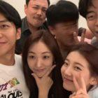"""Lee Seung Gi + el elenco de """"Vagabond"""" lanzan una fiesta sorpresa de cumpleaños para Suzy"""