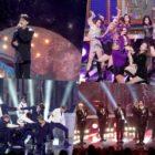 "ATEEZ, Stray Kids, Chen de EXO, TWICE y más actúan en ""Music Core"" de MBC"