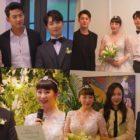 G.O y Choi Ye Seul se casan con las bendiciones de los miembros de MBLAQ, Taecyeon de 2PM y más