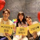 Gong Hyo Jin, Kim Rae Won y Kang Ki Young celebran que su nueva comedia romántica superó los 2 millones de espectadores