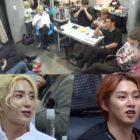 Super Junior habla sobre matrimonio + Leeteuk y Heechul comparten la forma única de cómo se hicieron cercanos