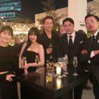 Im Soo Jung, Jang Ki Yong, Ha Jung Woo y más tienen una glamurosa reunión en LA