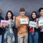Jo Yeo Jeong, Kim Kang Woo, Oh Na Ra y más, asisten a la primera lectura de guión para nuevo drama de KBS