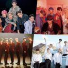 SuperM, BTS, ATEEZ, NCT 127 y más ocupan un lugar destacado en la lista de álbumes mundiales de Billboard
