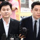 La policía declara intención de concluir el caso de Yang Hyun Suk y Seungri dentro de este mes