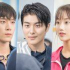"""Kim Young Dae y Jung Gun Joo participan en una feroz batalla por el corazón de Naeun de APRIL en """"Extraordinary You"""""""