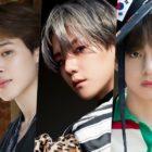 Se revela el ranking de reputación de marca de miembros de grupos de chicos del mes de octubre
