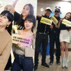 [Actualizado] Más artistas muestran su apoyo al concierto de BoA en Seúl