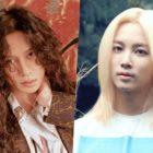 12 veces que ídolos masculinos del K-Pop nos sorprendieron con sus largos peinados