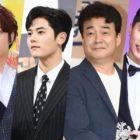 Kim Heechul y Kim Dong Jun protagonizarán un programa de cocina con Baek Jong Won y Yang Se Hyung