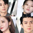 Estrellas muestran sus looks a la moda en eventos de Louis Vuitton