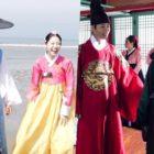 """El elenco de """"Flower Crew: Joseon Marriage Agency"""" sabe cómo divertirse mientras trabaja"""