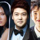 Hwasa de MAMAMOO, Jun Hyun Moo y P.O. de Block B presentarán los MBC Entertainment Awards 2019