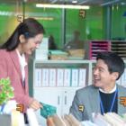 """Jang Nara y Lee Sang Yoon mantienen vivo el romance en video del detrás de cámaras de """"VIP"""""""