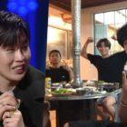 Peakboy agradece a sus amigos V de BTS, Park Seo Joon y Choi Woo Shik por ir a apoyarlo al programa