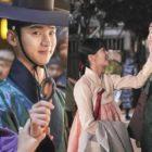 """Kim So Hyun y Jang Dong Yoon son dulces y dignos de ser amados juntos detrás de cámaras de """"The Tale of Nokdu"""""""