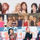 Se revela el ranking de reputación de marca de grupos de chicas de noviembre
