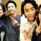 """Las co-estrellas de """"Dream High"""", Suzy y Uhm Ki Joon se reúnen por primera vez en 4 años"""