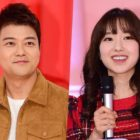 [Actualizado] Jun Hyun Moo y Lee Hye Sung confirman que están en una relación