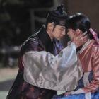 """Jang Dong Yoon y Kim So Hyun comparten un triste beso en """"The Tale Of Nokdu"""""""