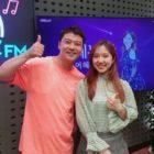 Lee Hye Sung habla sobre su relación con Jun Hyun Moo