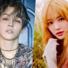 Woosung de The Rose y Lee Yoo Bi niegan rumores de citas