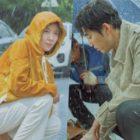 """Ha Ji Won y Yoon Kye Sang compartieron romántico encuentro bajo la lluvia en """"Chocolate"""""""