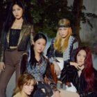 """[Actualizado] AOA revela carteles de unidad para el regreso con """"NEW MOON"""""""