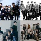 BTS, EXO, GOT7, SEVENTEEN, MONSTA X y más consiguen puestos en las listas de Billboard de fin de década