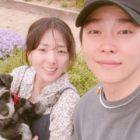 Chae Soo Bin le da las gracias a Yoon Kyun Sang por su dulce regalo