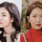 Song Hye Kyo y Lee Jin presumen de su gran amistad