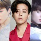 Se revela el ranking de reputación de marca de miembros de grupos de chicos del mes de noviembre