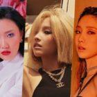 Se revela el ranking de reputación de marca de integrantes de grupos femeninos del mes de noviembre