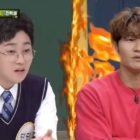 DinDin revela por qué lloró después de jugar al fútbol con Kim Jong Kook