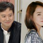 Chun Jung Myung habla sobre si los actores tienen sentimientos reales en las escenas de besos + comparte elogios para Moon Geun Young