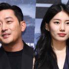 Ha Jung Woo habla sobre interpretar a una pareja casada con Suzy en la película a pesar de la diferencia de edad de 16 años