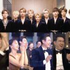 SEVENTEEN comparte pensamientos sobre las reacciones de los actores a su actuación en los Blue Dragon Film Awards