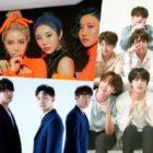 MAMAMOO + BTS encabezan las listas semanales de Gaon; Noel logra la triple corona